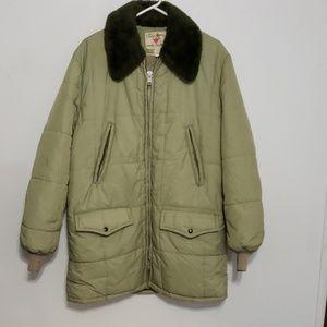 Vintage men's Field & Stream coat size  42 Long☆☆